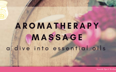 How Does a Certified Organic Aromatherapy Massage Alleviate Stress?